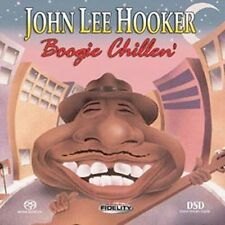 John Lee Hooker - Boogie Chillen' - Super Audio CD SACD Mono Audio Fidelity