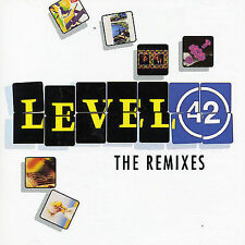 The Remixes by Level 42 (CD, Jul-1992, Spectrum Music (UK))