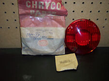 1954 UP NOS DODGE FARGO TRUCK DIRECTIONAL SIGNAL LAMP NOS PART # 1505115