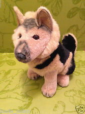 "JCPenney German Shepherd 15"" Large Plush Stuffed Animal Toy Dog Canine Puppy"