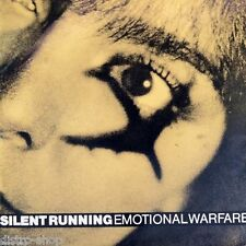 "7"" SILENT RUNNING Emotional Warfare / Speed Of Life PARLOPHONE New Wave UK 1984"