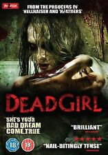 Dead Girl Shiloh Fernandez, Noah Segan, Michael Bowen NEW AND SEALED UK R2 DVD