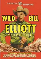 Wild Bill Elliot: Western Collection New DVD
