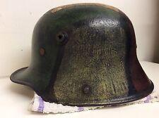 ww2 german helmet send home