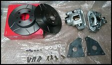 Fiat 126 Front brake Disc Conversion Kit BREMBO MAX 4x98 PCD