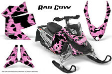 SKI-DOO REV XP SNOWMOBILE SLED GRAPHICS KIT WRAP DECALS CREATORX RAD COW PL