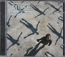 CD 14T MUSE ABSOLUTION DE 2003