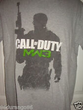 CALL OF DUTY MW3 T SHIRT SIZE M