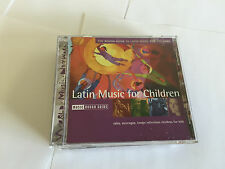 Various Artists : The Rough Guide to Latin Music for Children CD (2008)
