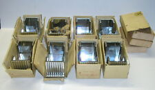 Lot Of 8 Chase Art Deco Chrome Smoke Stack Cigarette Holders