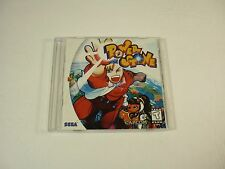 POWER STONE - Sega Dreamcast - Game INSTRUCTION MANUAL Booklet - !!!