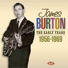 James Burton: The Early Years 1957-1969 (CDCHD 1313)