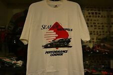 "DON ""THE SNAKE"" PRUDHOMME SKOAL BANDIT FUNNY CAR T SHIRT XL @ SEAFAIR NATIONALS"