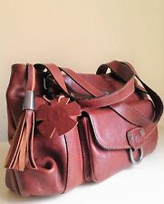 Ladies Molly Shoulder Bag Conker Coloured