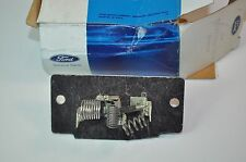 Ford NOS OEM Heater Resister Part# D9A7-19A706-A