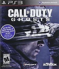 NEW - Call of Duty: Ghosts - PlayStation 3
