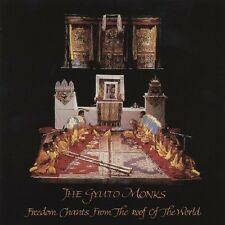 Freedom Chants From The Roof Of The World - Gyuto Monks (2011, CD NIEUW) CD-R