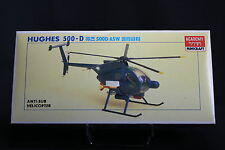 XJ014 ACADEMY 1/48 maquette avion FA036-1000 HUGHES 500 D Anti Sub Helidopter