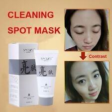 Unisex Fade Dark Spots Face Mask Spot Removal Moisturizing Acne Treatment Mask