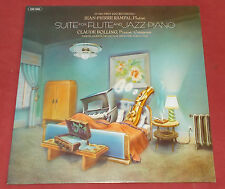 CLAUDE BOLLING  LP ORIG HOL  SUITE FOR FLUTE JAZZ PIANO  JP RAMPAL