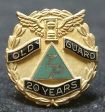 TP (Thompson Products) OLD GUARD 20 YEARS PIN - In Original Case -St. Catharines