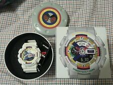 COMPLETE New Casio G-Shock DEE And RICKY GA111DR-7A  White Limited RARE USA