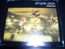 Simple Plan Addicted (Australia) CD Single – Like New