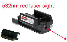 Hot Sale PISTOL Red Laser Dot Sight for Glock 17 19 20 21 22 23 30 31 32