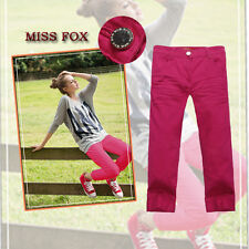 NEW LADIES STRETCHED COLORED CROPPED JEANS-SIZE 8-20 (7 COLOURS)