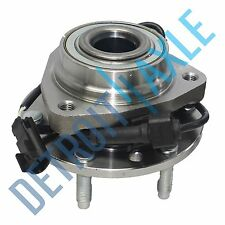 Brand New Complete Front Wheel Hub Bearing Assembly 2002-2009 Trailblazer Envoy