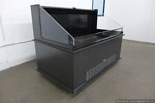 "Killion PFW 77"" Self Contained Bulk Produce Meat Deli Refrigerator Cooler"