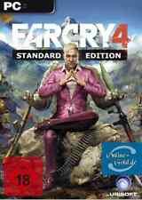 Far Cry 4 Clé - Uplay Ubisoft Jeu Code - Pc Jeu Carte - [NEUF] [EU] [FR]