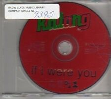 (BM562) KD Lang, If I Were You - 1995 DJ CD
