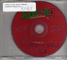 (BM562) KD Lang, If I Were You - 1995 DJ CD
