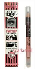 Soap & Glory ARCH DE TRIUMPH Brow Shaping/Highlighter CRAYON LOVE IS BLONDE/BUFF