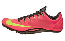 NIKE $120 ZOOM SUPERFLY R4 Track Running Sprint Shoe Sz 12 HYPER PUNCH No Spikes