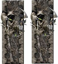 Boat Car Truck Skull Grim reaper Bow arrow Hunting Deer Graphics Decal Stickers