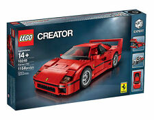 Brand New and Sealed! LEGO 10248 Creator Ferrari F40  Free Shipping!