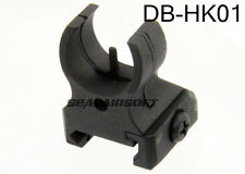 D-Boys HK416 Style Classic Metal Front Sight for 20mm Airsoft RAS Rail