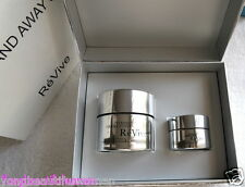 ReVive INTENSITE CREME LUSTRE *LIMITED EDITIONS* HOME & AWAY KIT $385 +.5oz Free