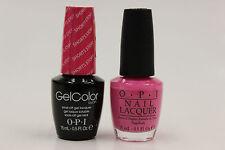 (GCB86 + NLB86) - OPI GELCOLOR + NAIL LACQUER - SHORTS STORY 0.5oz