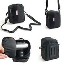 Waterproof Anti-Shock Camera Waist Carry Case Bag for PENTAX Q7 Q-S1