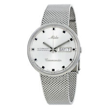 Mido Commander I Stainless Steel Ladies Watch M842942113