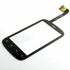 HTC Explorer A310E Black Replacement Touch Screen Digitizer Front Glass,