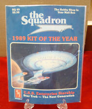 Magazine - Vintage The Squadron Hobby Shop in the Mail Catalog / SQ49 (1989)