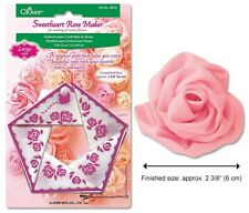 Clover Sweetheart Rose Makers (Large) #CL8472 Sewing Quilting Notions