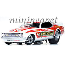 AUTOWORLD AW1111 1972 CONNIE KALITTA BOUNTY HUNTER MUSTANG NHRA FUNNY CAR 1/18