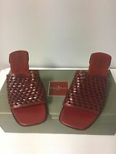 Cole Haan Sandals Womens 6.5 B Hibiscus In Box