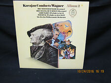Karajan Conducts Wagner Album 2 - Angel Records