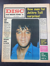 DISC and Music Echo Feat ELVIS : May 2, 1970